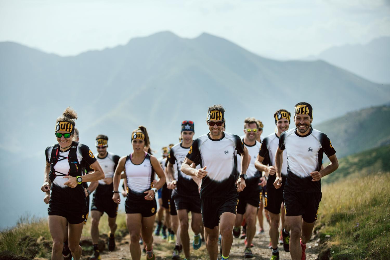 BUFF® PRO TEAM 2017: Experiencia y jóvenes promesas para una nueva temporada de trail running