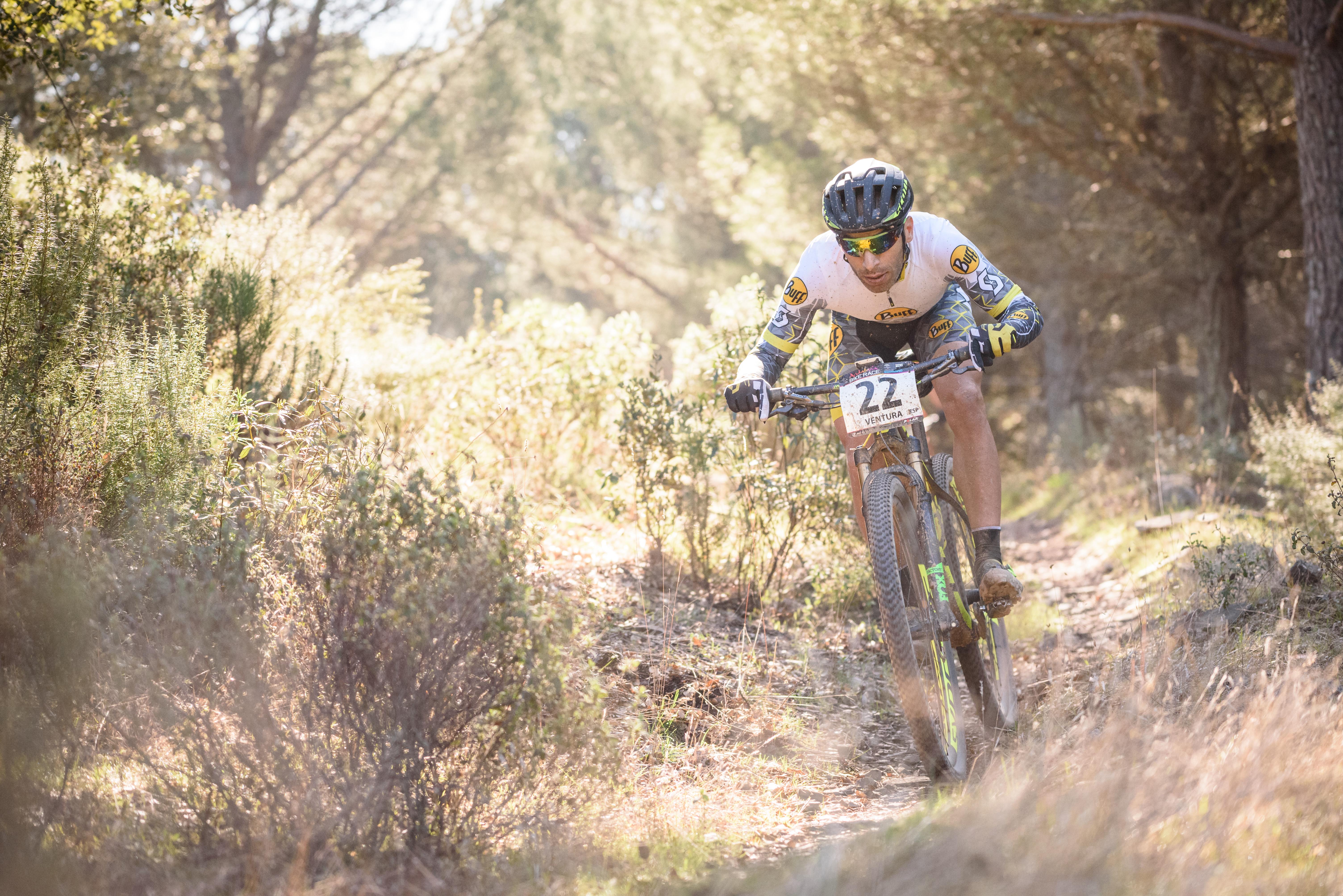 BUFF® SCOTT MTB TEAM: El segundo equipo más rápido de la Andalucía Bike Race 2017